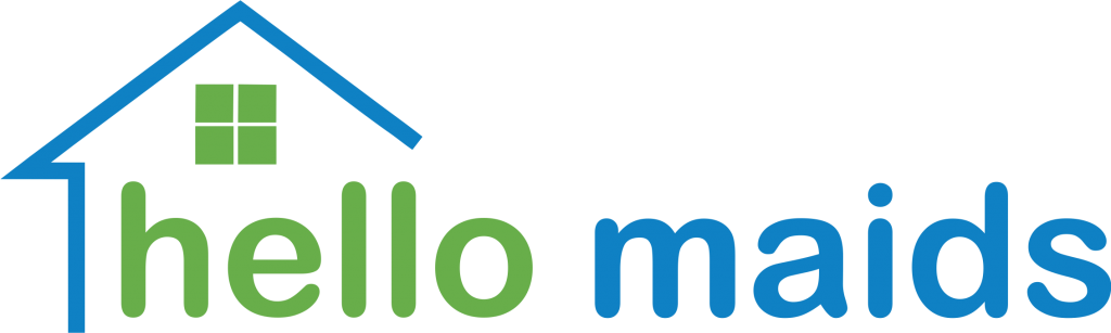 Hello Maids Logo